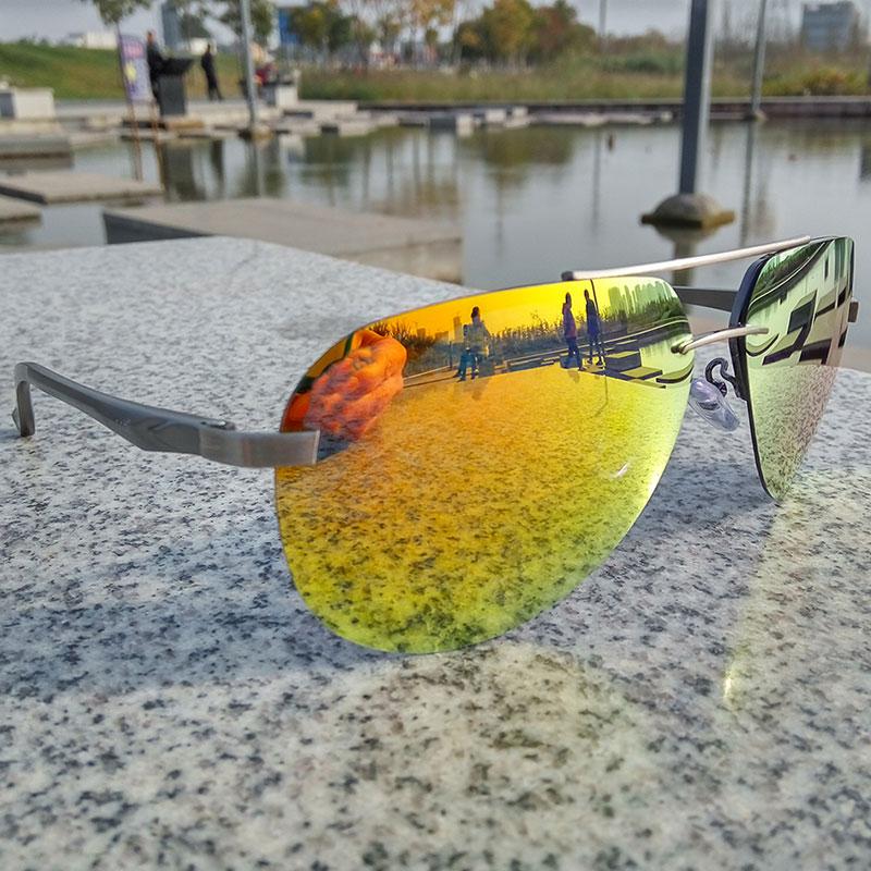 LVVKEE 2018 Heiße klassische Männer polarisierende Sonnenbrille, - Bekleidungszubehör - Foto 3