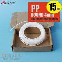 PP Plastic Welding Rods 15m Long Round 3mm For Bumper Fairing Repairs PP RW4