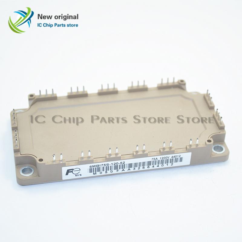 6MBI75S 120 52 6MBI75S 120 6MBI75S 1 PCS New module in Main Processors from Consumer Electronics