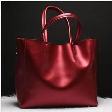 American Luxury Genuine Women Shoulder Bag Fashion Brand Designer Cowhide Women Real Leather Top Quality Women Bag Women Handbag