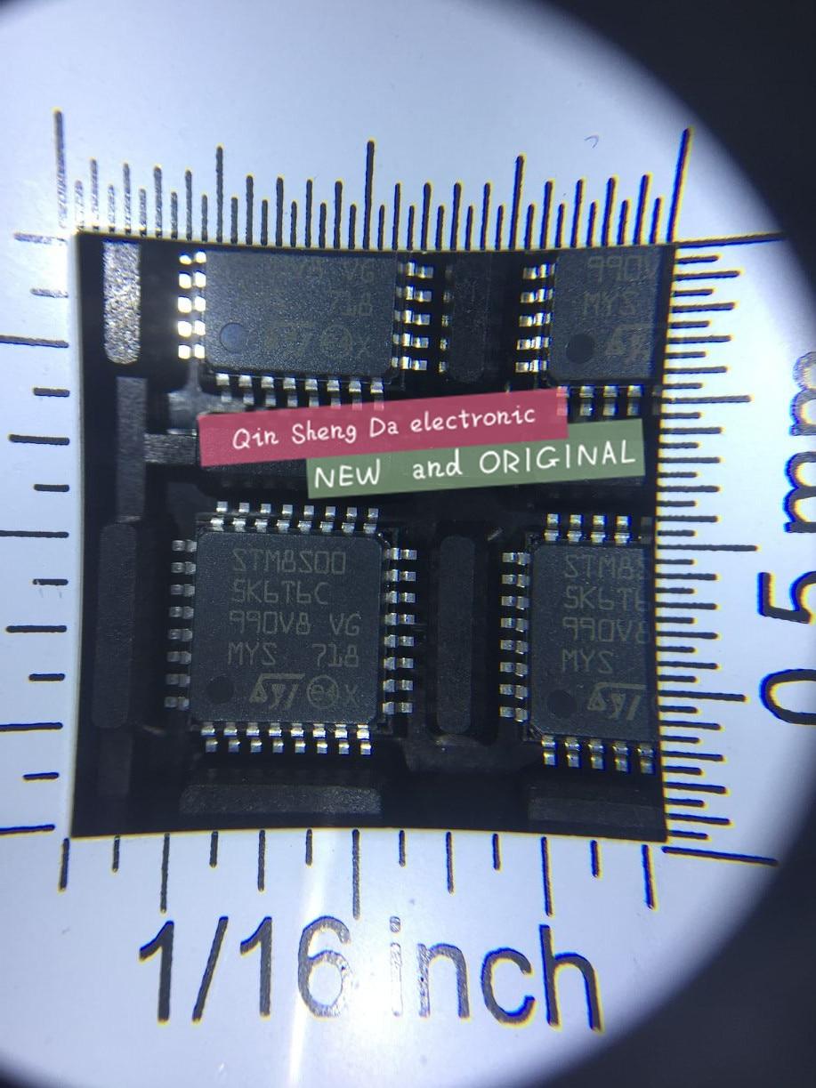 Тиристор STM8S007C8T6 10 .