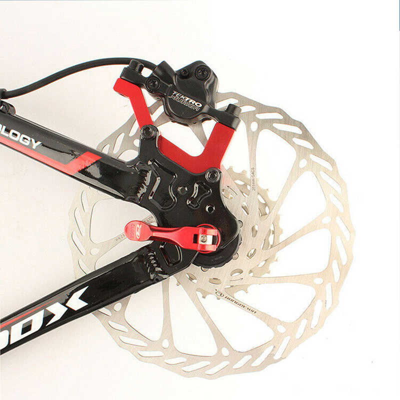 180/203mm vtt hydraulique frein à disque étriers avant montage pour siège arrière levier de frein Versus alliage étrier IS-PM accessoires de vélo