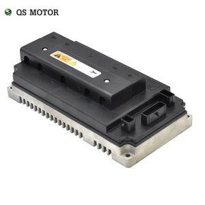 Image 4 - QSmotor 138 72 V 100KPH 3kw motor de transmisión media 3000 w kits de tren de potencia con controlador de motor tipo piñón