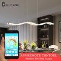 Креативные домашние светильники Современные светодиодные подвесные светильники для гостиной спальни столовой оригинальность светодиодн...