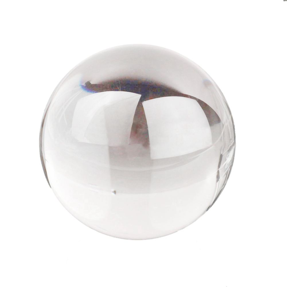 60mm Clear Acrylic Ball Transparent Contact Manipulation Juggling Ball Gifts