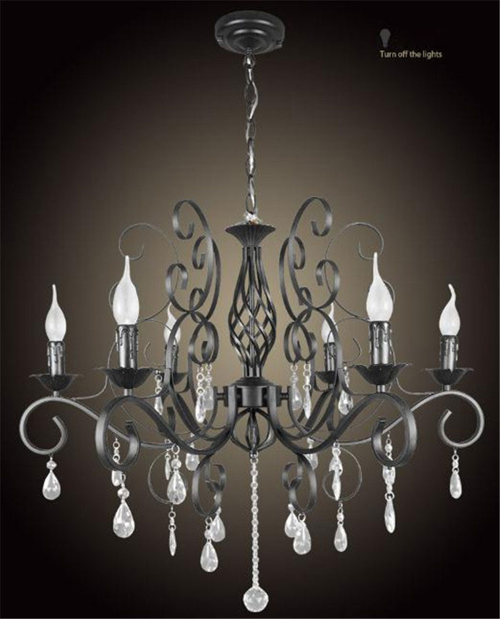 Nordic vintage american rural countryside creative restaurant bar nordic vintage american rural countryside creative restaurant barwrought iron chandelier crystal haning lamp lighting in chandeliers from lights lighting aloadofball Gallery