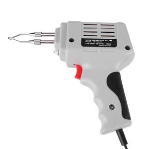 Soldering-Iron-Gun Welding-Repair-Tools-Kit Hot-Air-Heat-Gun Electrical 220v 100w