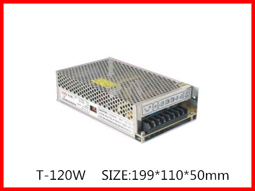 120W Dual Output Switching power supply Output Voltage 5V12V-12V   AC-DC  T-120B минипечь gefest пгэ 120 пгэ 120