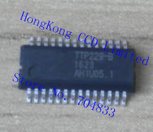 TTP229-BSF dezesseis chave botões de toque TTP229-BSF Capacitive Touch Interruptor IC(China)
