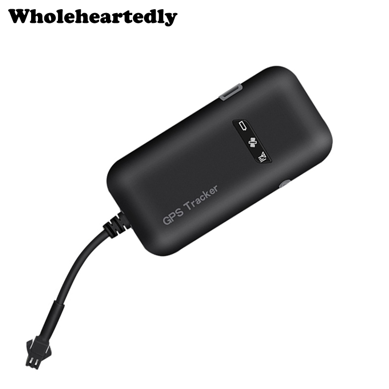 GPS Tracker GT02A Mini Motorcycle Realtime Car GSM Quad-Band
