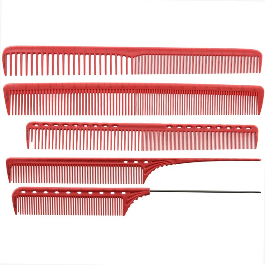 Peigne de coupe de coiffeur professionnel série Y-8 en résine, - Soin des cheveux et coiffage - Photo 3