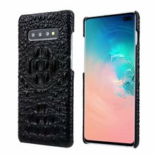 Case For Samsung Galaxy S 10 9 8 plus note 8 9 10 plus Capa Funda Etui Luxury Leather Phone Back Covers accessories Coque Shell