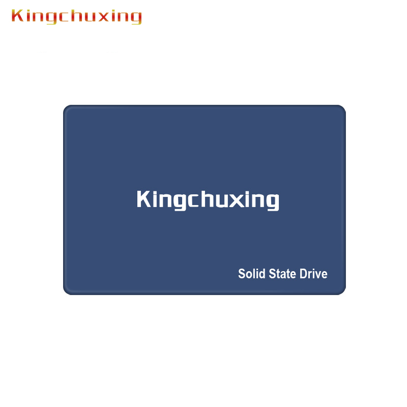 SSD 2.5 Inch SATA3 III 500GB 512GB 1TB 2TB Hard Disk Internal Solid State Drive For PC Laptop Desktop Computer Blue Kingchuxing