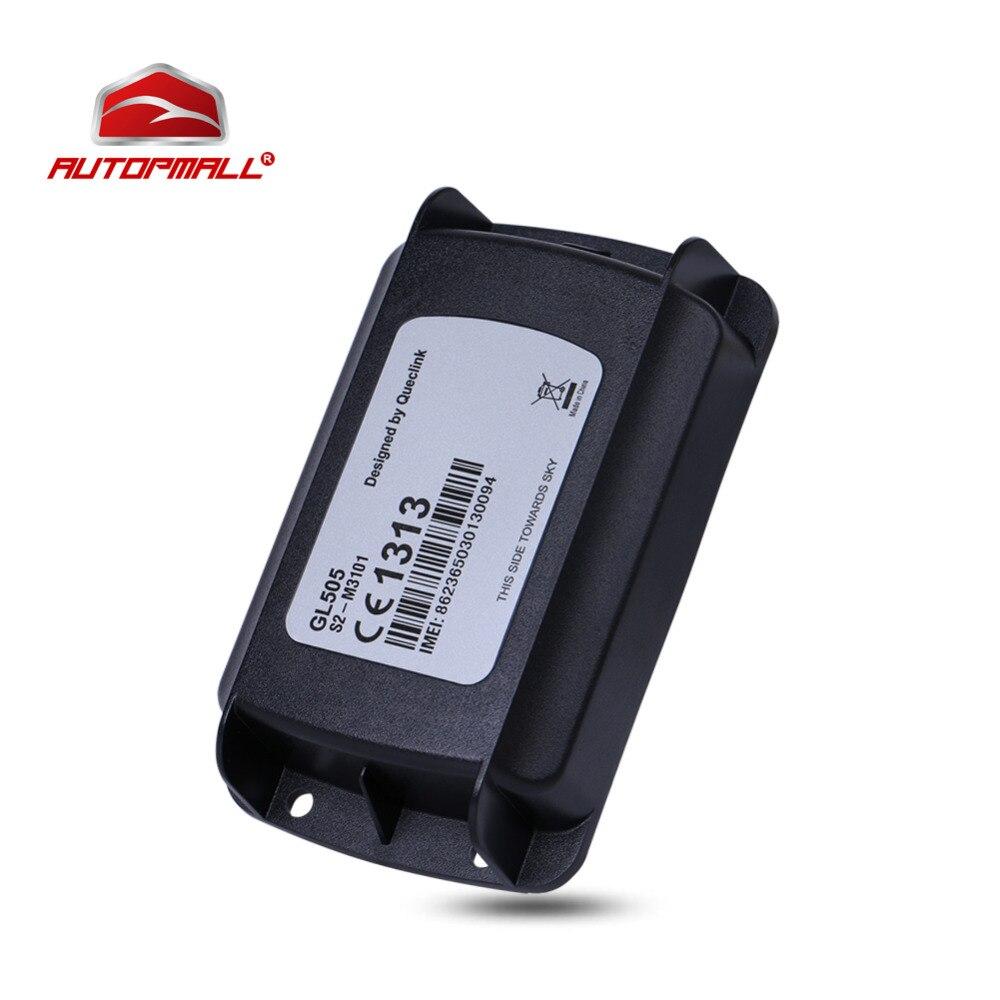 GPS трекер gl505 GPS слежения Водонепроницаемый зимующих отслеживание устройства 1000 дней в режиме ожидания с CR123A Батареи