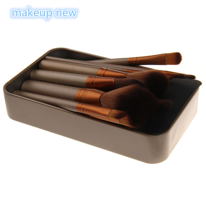 NEW 12pcs/set Professional makeup brushes tools set Make up Brush tools kits for eye shadow palette Cosmetic Brushes cosmetics