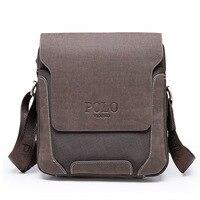 2016 New Designers Brand Men S Messenger Bags PU Leather Oxford Cloth Vintage Mens Handbag Man