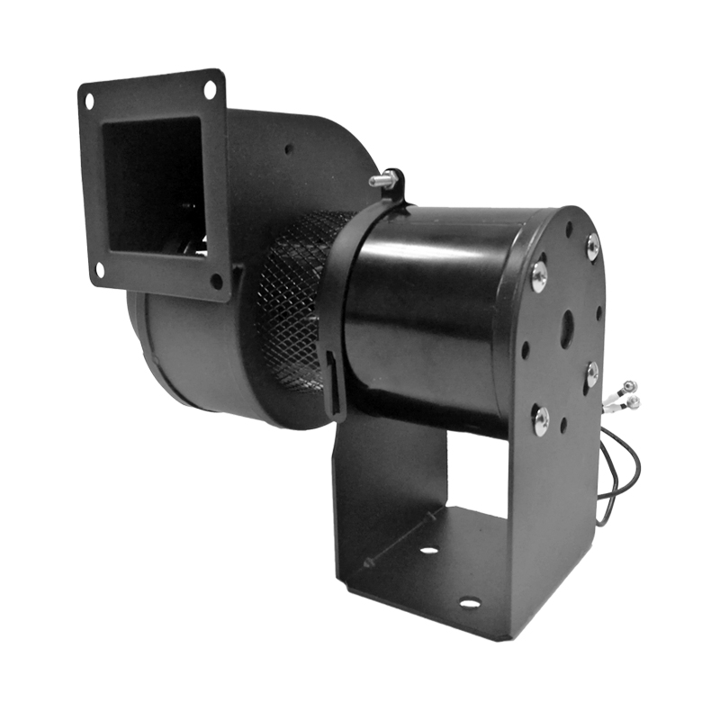 CY076H Centrifugal Blower Fans 25W Industrial Boiler Stove Fan Sirocco Fan With High Temperature Resistant Motor 220V