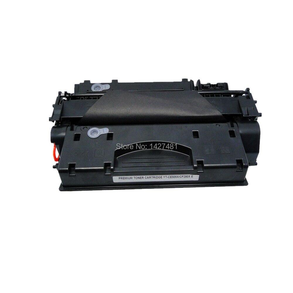 Ce505x 05x nachfüllbar toner für hp laserjet p2035 p2035n p2050 p2055d p2055dn...