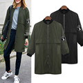 2017 New Fashion Women Trench Loose Windbreaker Outwear Autumn Harajuku Coat Long Vintage Korea Style With Liner Plus Size 5XL