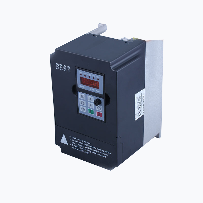 Engraver Frequency Converter Spindle Motor Special Governor Input Single Phase Output Three Phase Inverter 2.2KW 220V three phase general frequency converter 2 2kw 380v three phase motor warranty 18 delta
