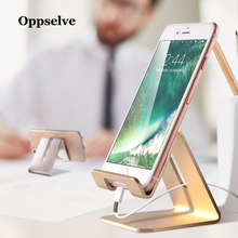 Oppselve Universal Desk Phone Holder For iPhone Xs X Xr Samsung Xiaomi Mobile Ph