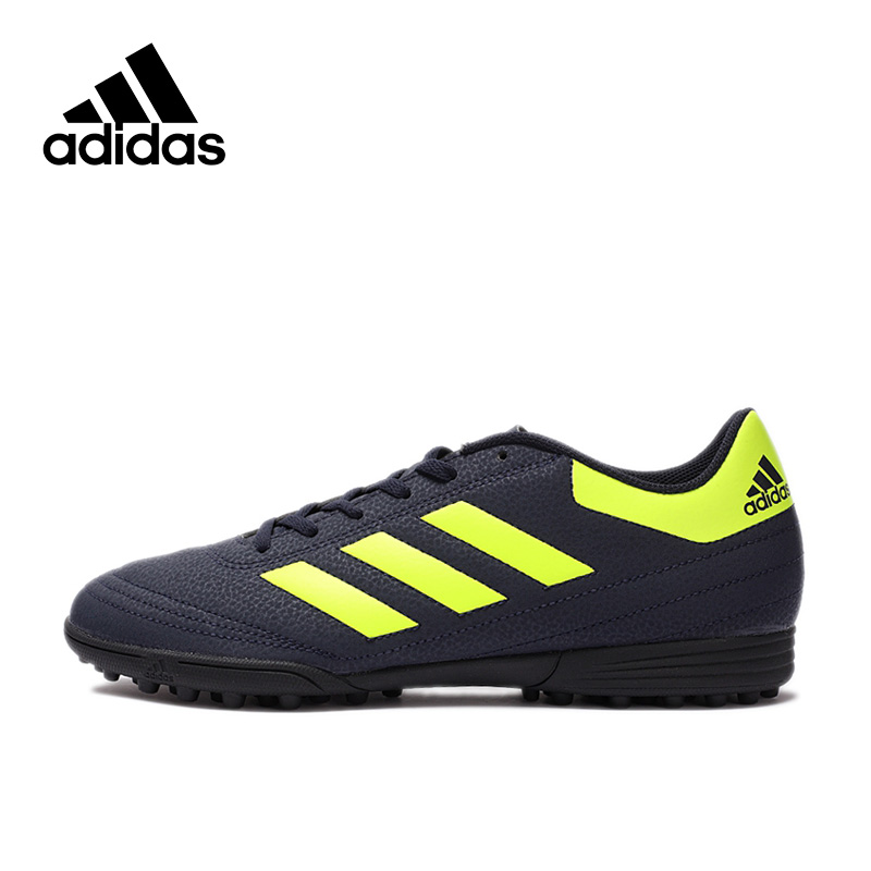 Adidas Original New Arrival Official Goletto TF Hard-Wearing Men's Football Soccer Shoes Sports Sneakers BY2721 AQ4302 tiebao soccer sport shoes football training shoes slip resistant broken nail professional sports soccer shoes