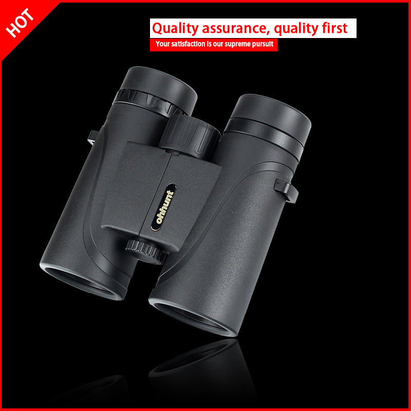 ohhunt Hunting Sporting A1 8X42 Binoculars Waterproof Fogproof Telescope Wide-angle Powerful Bright Optics Camping Hiking Outdoo цена