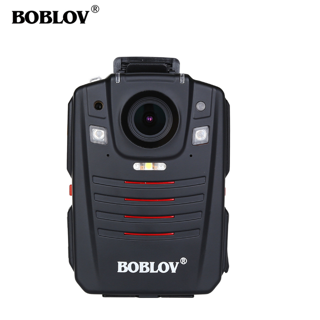 BOBLOV HD66-07 Body Police Video Camera DVR 2.0 inch LCD Wearable 170 Degree Wide Angle Night Vision 32/64GB Optional 2 Battery