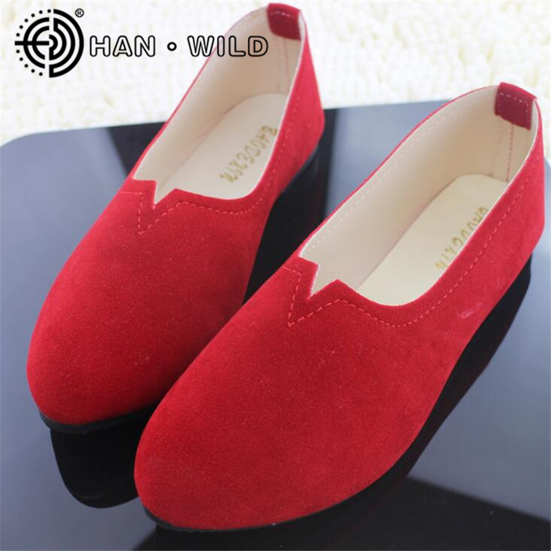 Candy Color Woman Flats Slip on Ladies Shallow Moccasins Female Summer Loafers Spring Autumn Women Ballet Flats Shoes Size 35-43 spring summer flock women flats shoes female round toe casual shoes lady slip on loafers shoes plus size 40 41 42 43 gh8