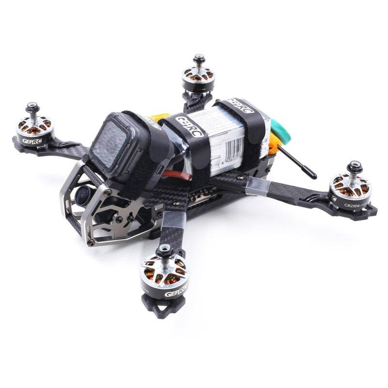 GEPRC GEP KHX5 Elegant 230 มม. RC FPV Racing Drone W/F4 5.8G 48CH 40A BLHeli_S Dshot600 RC racer Quadcopter PNP/BNF-ใน ชิ้นส่วนและอุปกรณ์เสริม จาก ของเล่นและงานอดิเรก บน   1