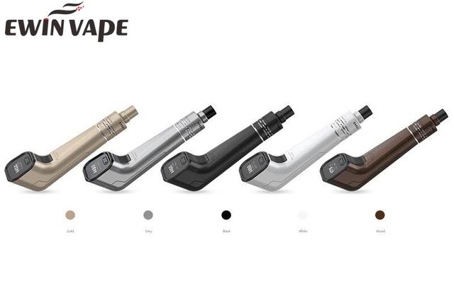Cigarrillo electrónico joyetech elitar elitar tubería tubo 75 w kit 2 ml tanque vaporizador atomizador reemplazo bfss316 bobina vs epipe 618