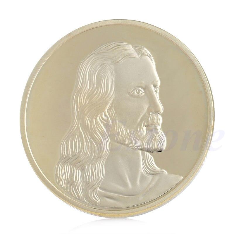 Иисус Тайная вечеря Памятная коллекция монет коллекционные Рождественский подарок Прямая поставка