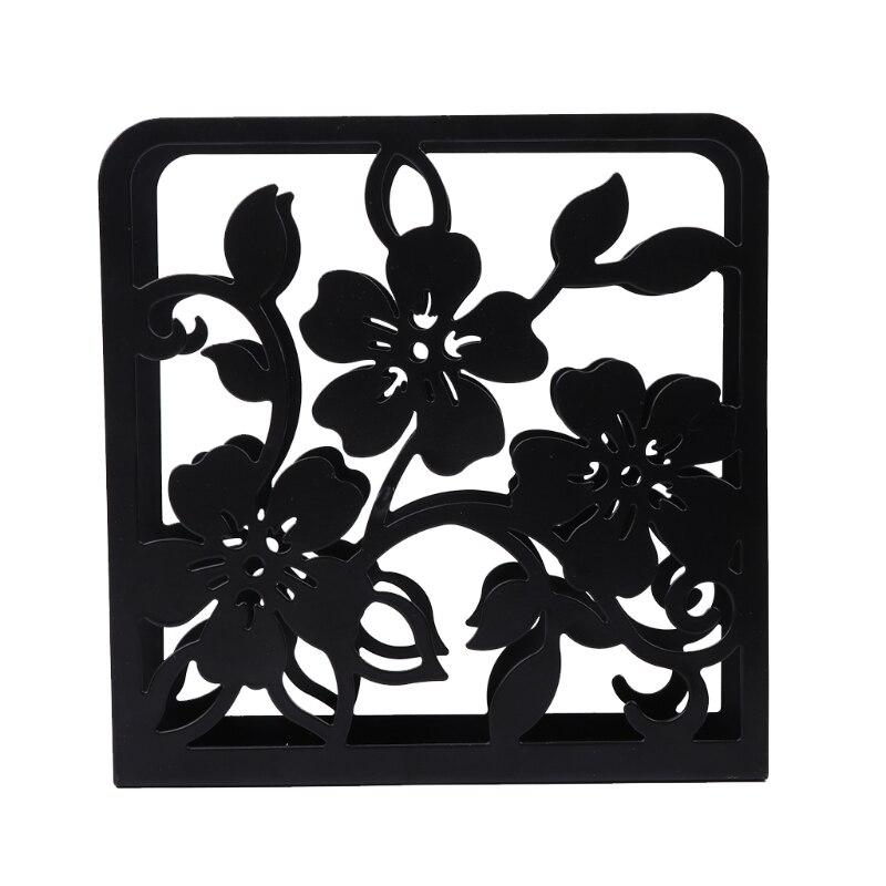 Металлический держатель для салфеток Бумага распределитель ткани стойки домашний праздник обеденный стол Декор