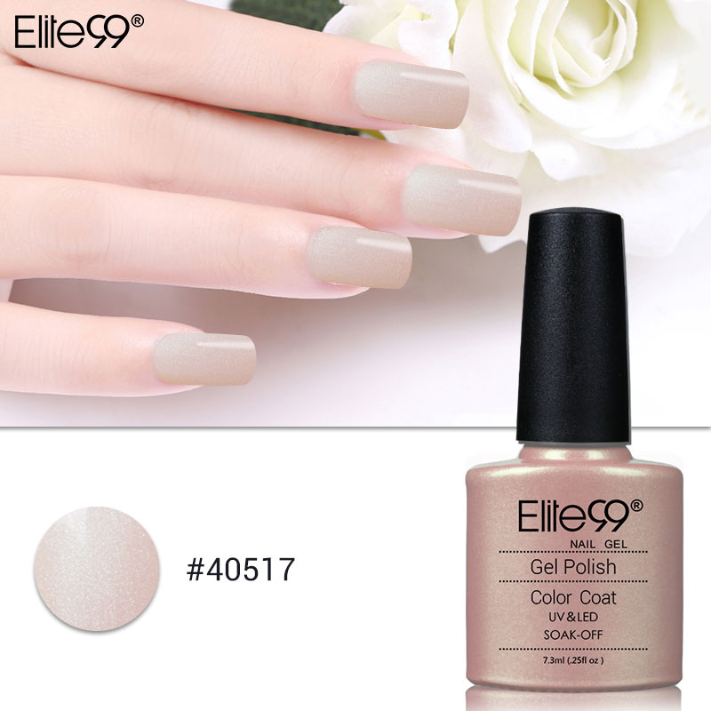Aliexpress Elite99 Soak Off Uv Gel Nail Polish Cured With Led L Gelpolish Long Lasting Art Pick 1 From 79 Colors