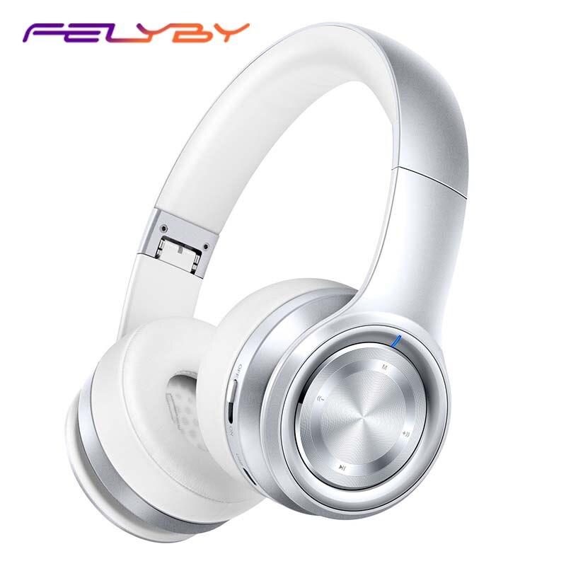FELYBY P26 casque Bluetooth casque sans fil sport carte stéréo musique casque étudiant casque