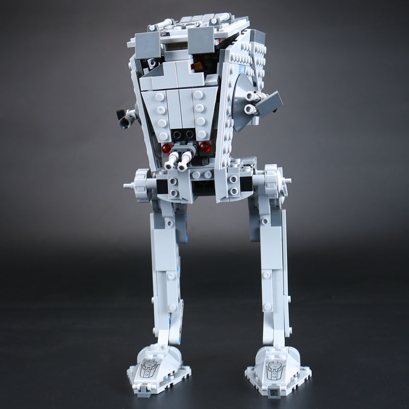 Lepin 05066 471Pcs Star War Series The Rogue One Imperial AT-ST Walker Educational Building Blocks Bricks Gifts Toys with 75153 lepin 22001 pirates series the imperial war ship model building kits blocks bricks toys gifts for kids 1717pcs compatible 10210