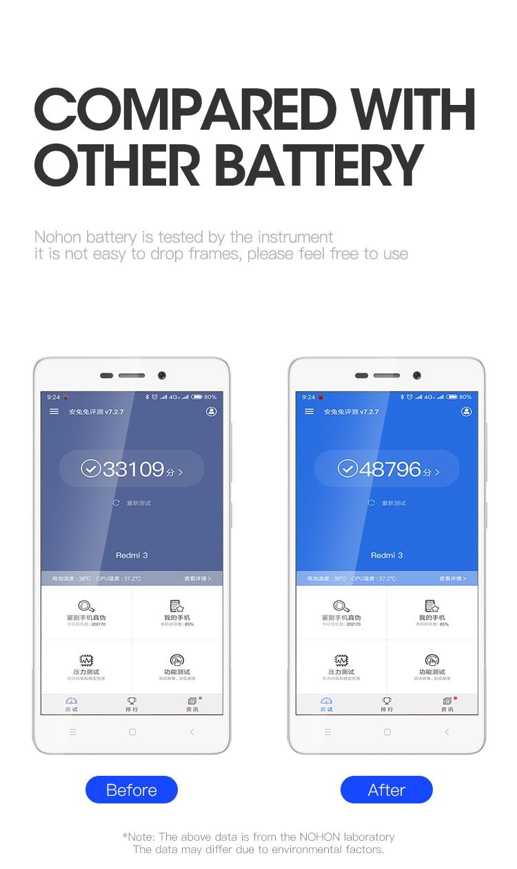 battery For xiaomi redmi 3 3s 4x (5)