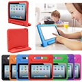 New Shockproof For iPad Air 2 Case Foam Handle Stand For Ipad 6 Case Cover Children Kids Protective Cover Case
