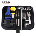 READ 14 /16 Pieces Watch Repair Tools Kit Set Watch Case Opener Remover Screwdriver Tweezer Watchmaker Dedicated For Watch Fix