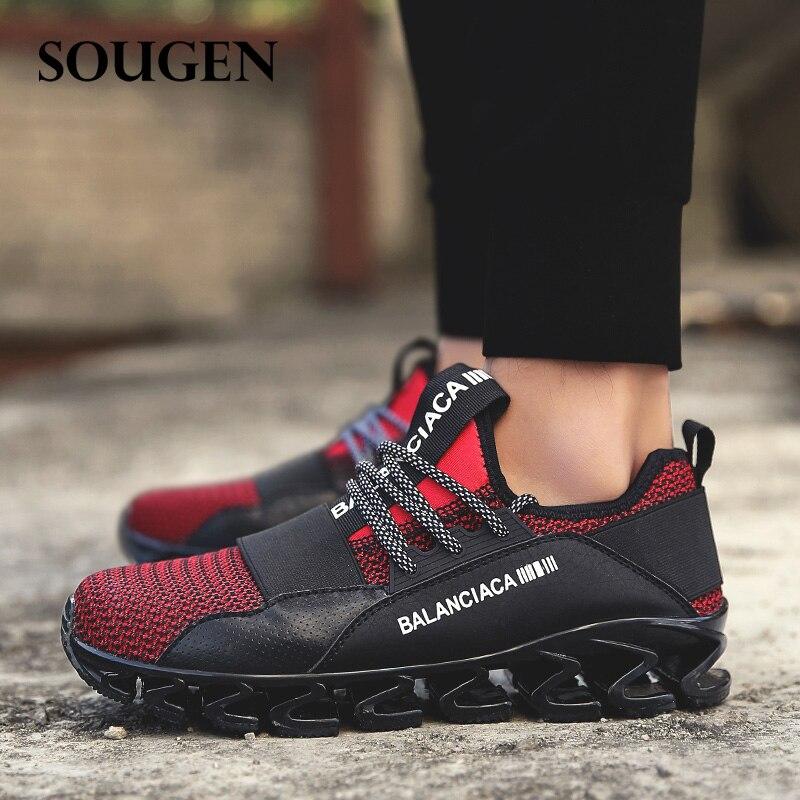 Male Shoes Adult Krasovki Men Sport Shoes Trainers Shoe for Men Superstar Luxury Brand Footwear Walking Mens Casual Hot Sale Red