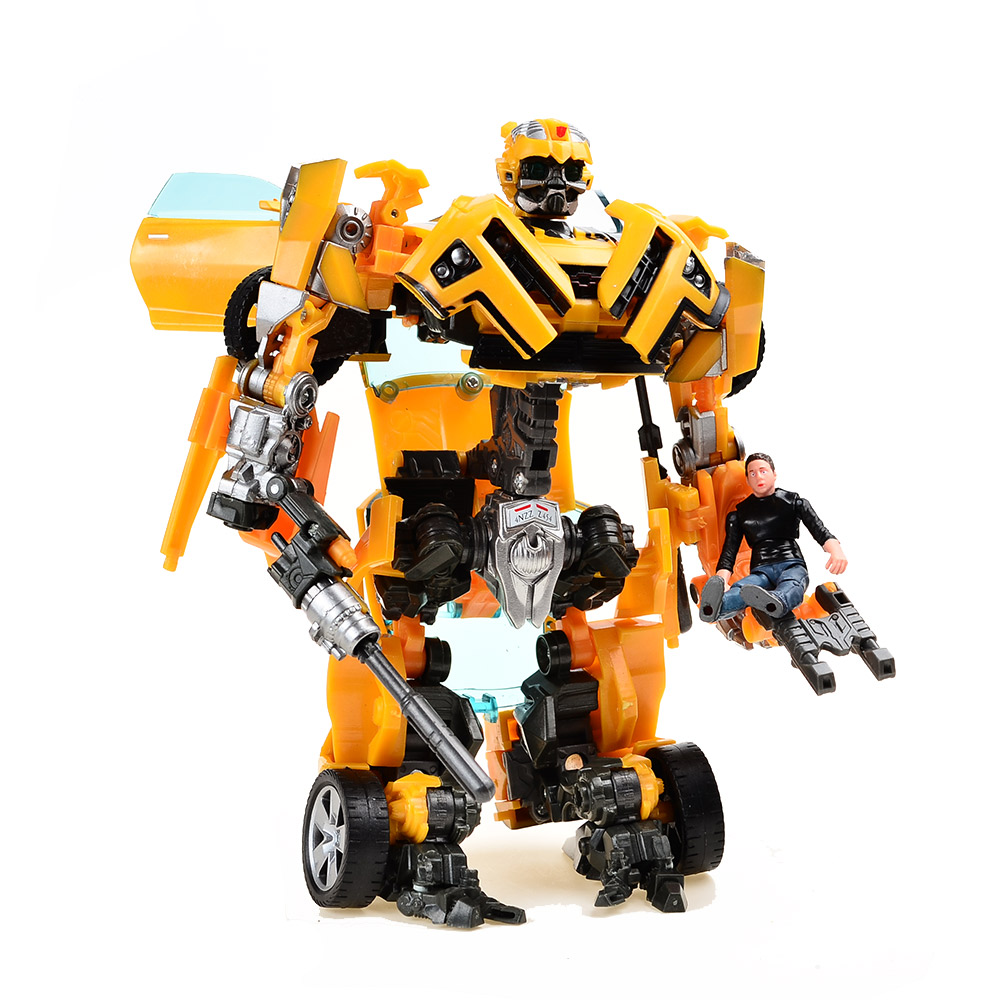 Aliexpresscom Comprar BOHS Robot Transformacin Alianza Humana