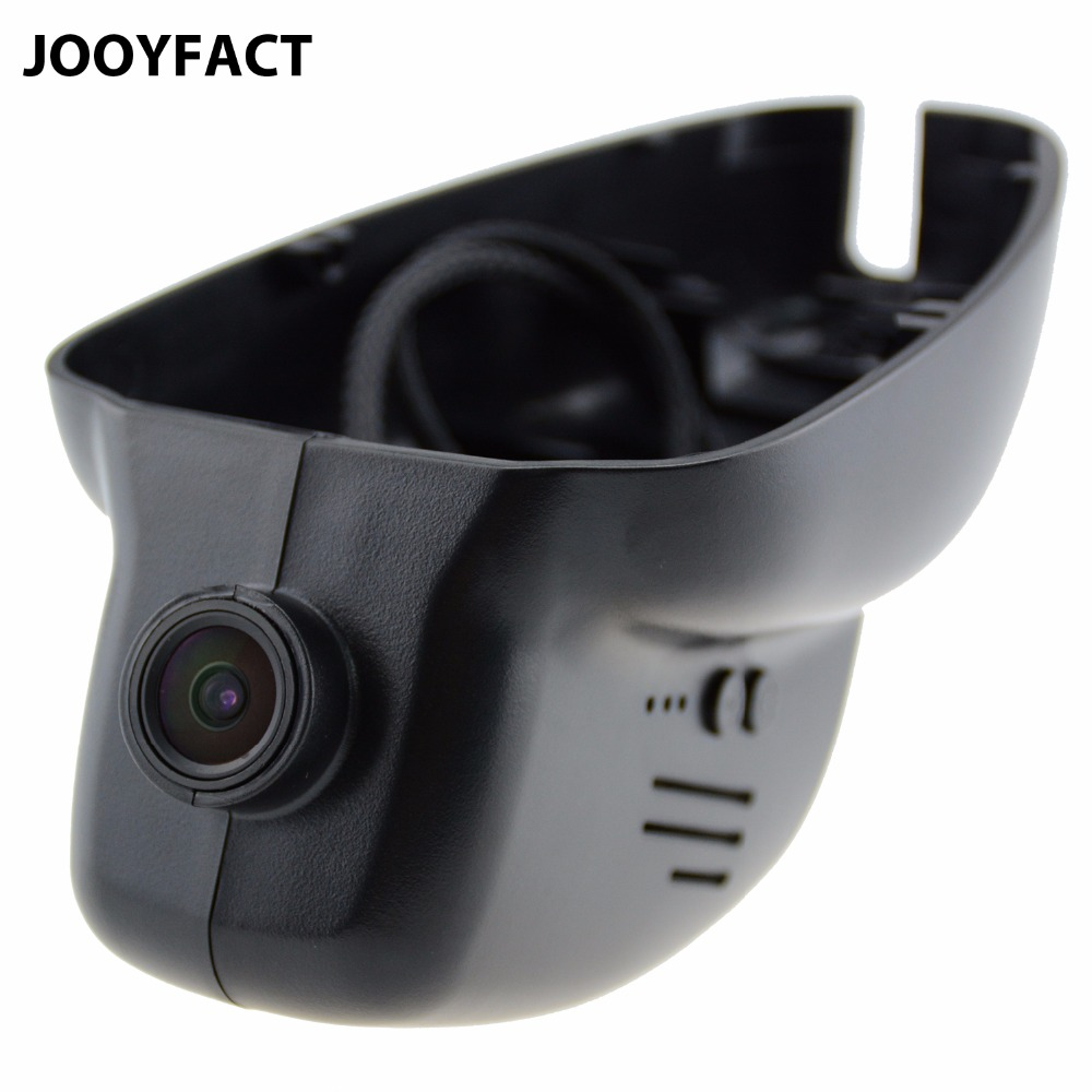 JOOYFACT A1 Car DVR Registrator Dash Cam Digital Video Recorder Night 1080P Novatek 96658 IMX 323  WiFi for LAND ROVER JAGUAR junsun wifi car dvr camera video recorder registrator novatek 96655 imx 322 full hd 1080p dash cam for volkswagen golf 7 2015