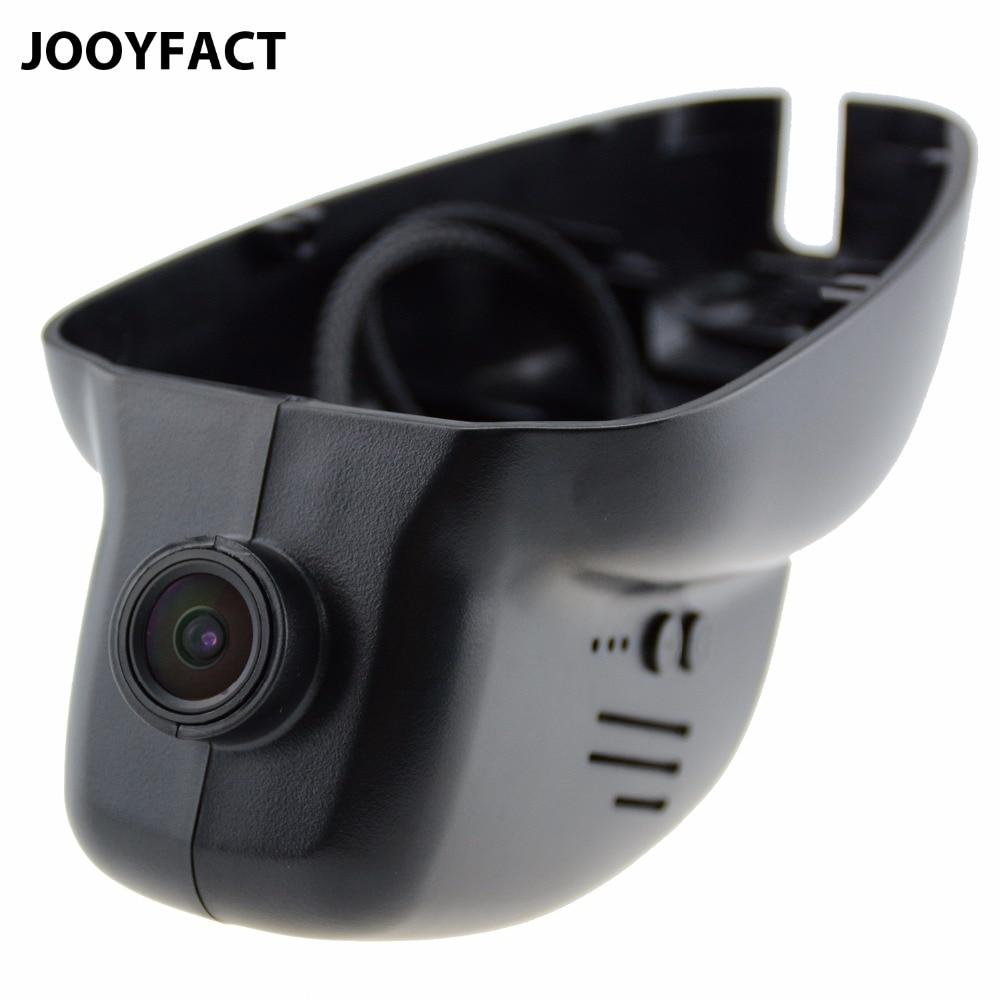 JOOYFACT A7H wideorejestrator samochodowy rejestrator kamera na deskę rozdzielczą cyfrowy rejestrator wideo noc 1080P Novatek 96672 IMX307 WiFi pasuje do samochodów LAND ROVER