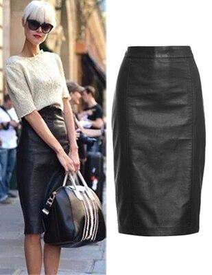 Ladies Leather Skirts