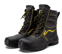 Для мужчин зимние прогулочные ботинки человек стали носком Рабочие ботинки мужчины водонепроницаемый дышащий кемпинг охотничьи ботинки а...