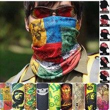 Colorful Headband New Design Custom Pattern Tube Bandana Spo