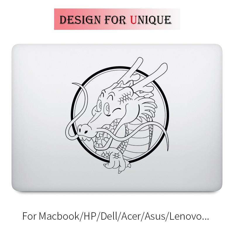 Dragon Ball Z Shen Long Laptop Sticker for font b Apple b font font b Macbook