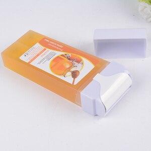 Image 4 - Набор восковых нагревателей, Эпилятор Pro Roll On картридж для восковой депиляции, нагреватель, Восковая бумага, набор для удаления волос, набор инструментов для депиляции