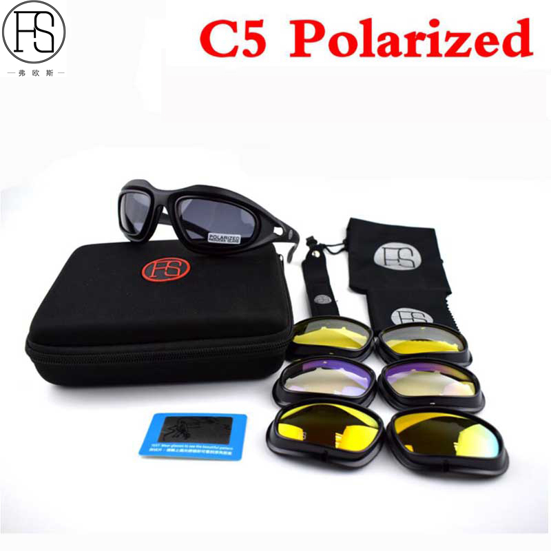 X7 C5 Polarized Army Military Sunglasses Tactical Glasses Airsoft Shooting UV400 Outdoor Sport Cycling Hiking Hunting Glasses