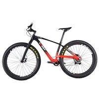 High end XC 29 плюс горный велосипед полный углерода горный велосипед Xtreme 9 +